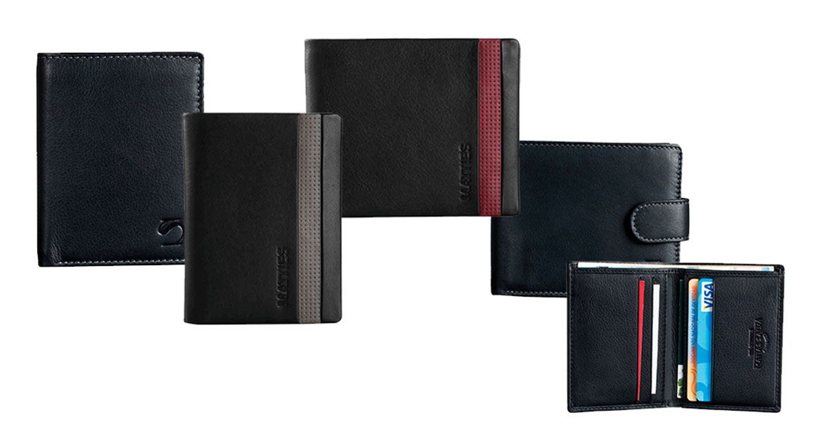 THE PERFECT MEN'S WALLET