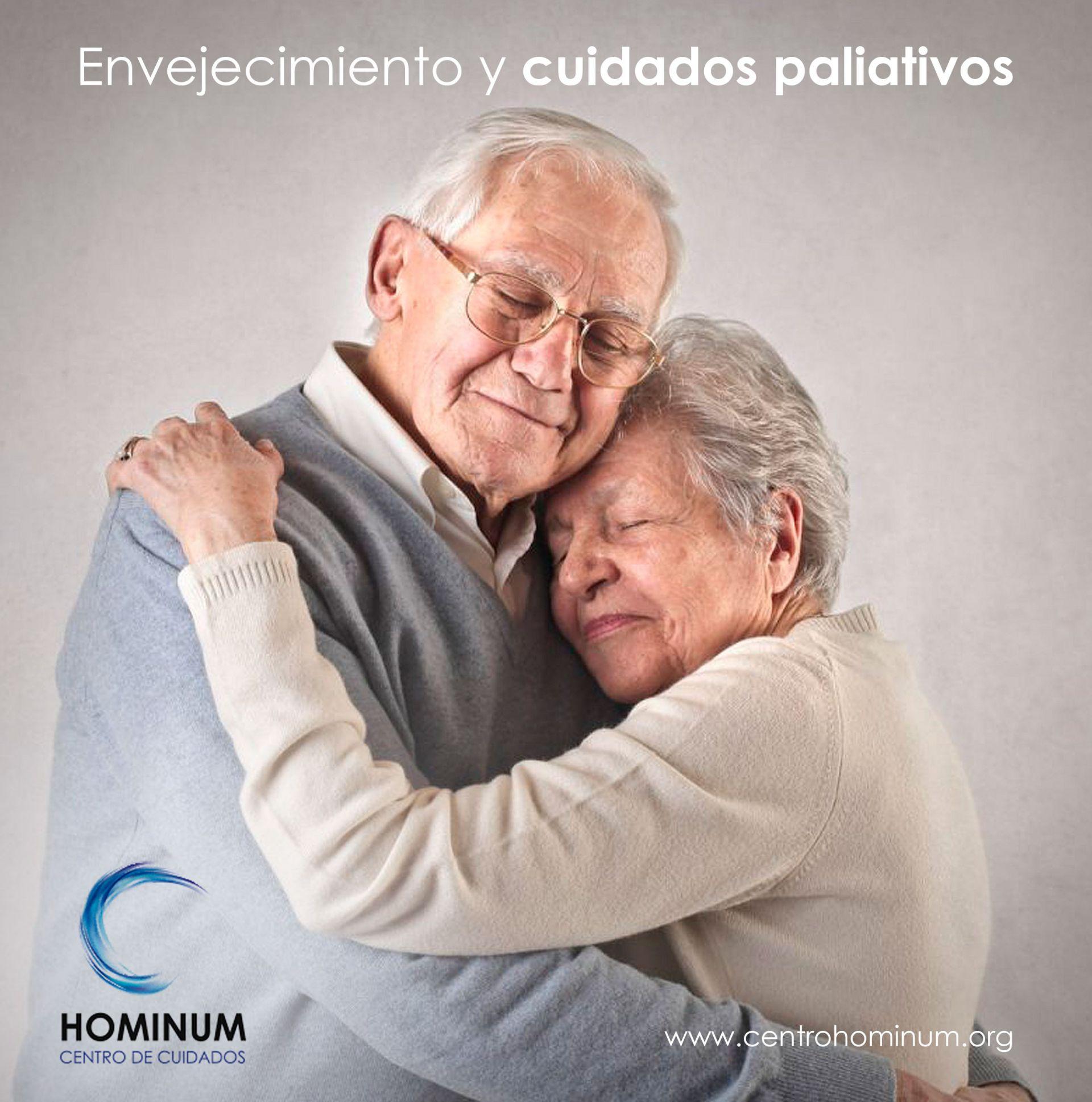 Envejecimiento y cuidados paliativos