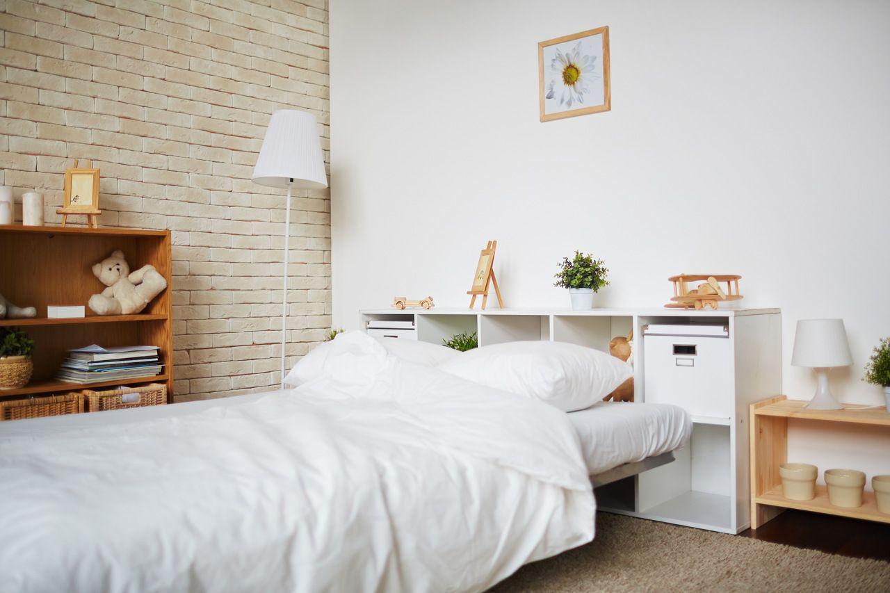 Foto Ideas para decorar dormitorios pequeños
