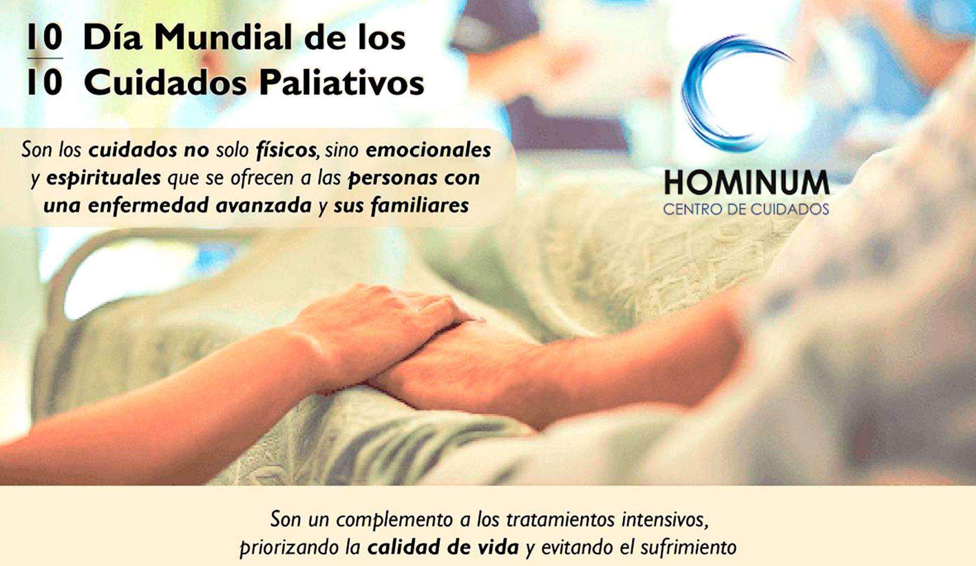 Día Mundial de los Cuidados Paliativos