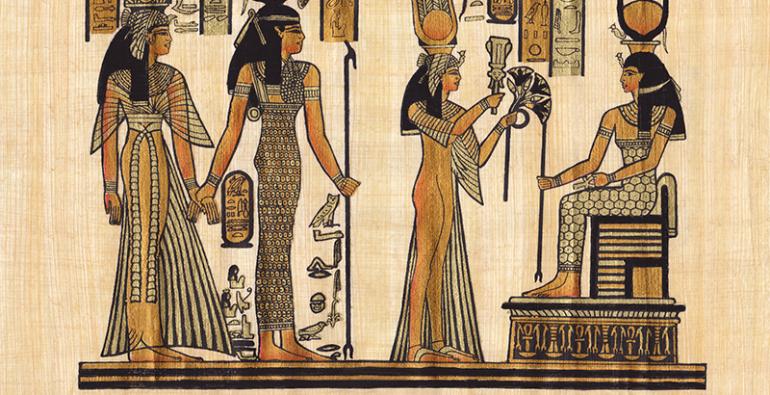 Foto ¿Sabías qué... en Egipto se depilaban con azúcar?
