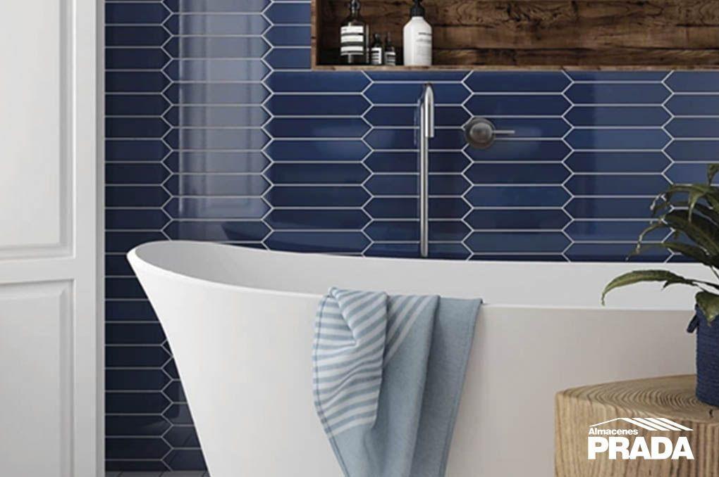 Tendencias en baño: triunfa con estos estilos
