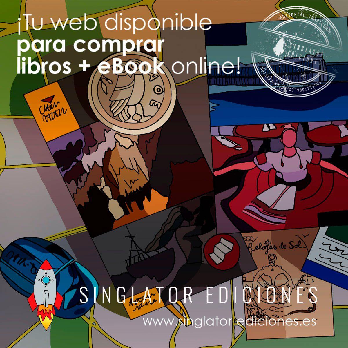 Foto Sigue viajando con Singlator Ediciones