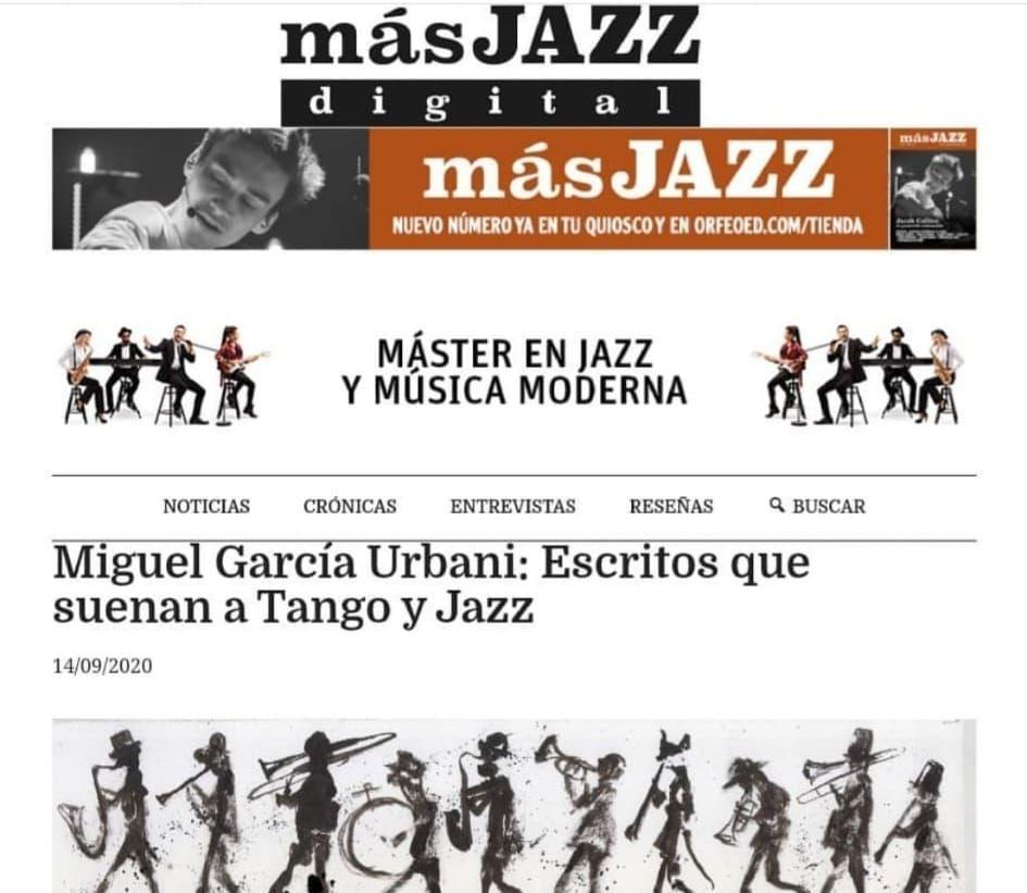 Foto Calle 52 historias y jazz en la revista masjazzdigital.com