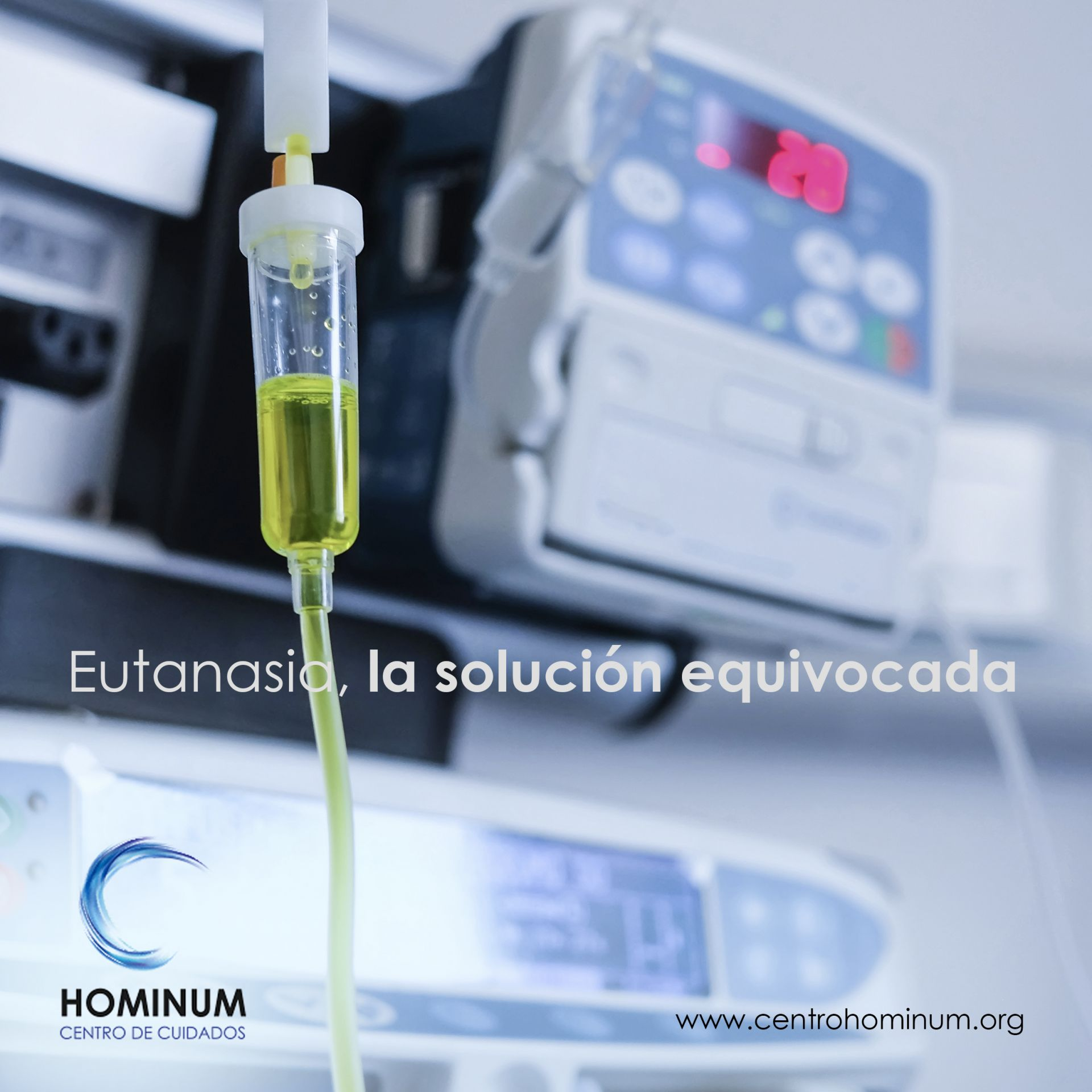 Eutanasia, la solución equivocada