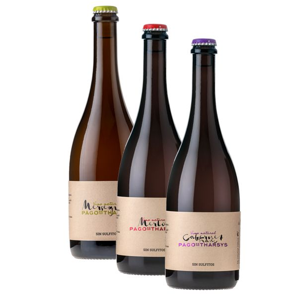 Foto Nuevos vinos sin Sulfitos de Pago de Tharsys