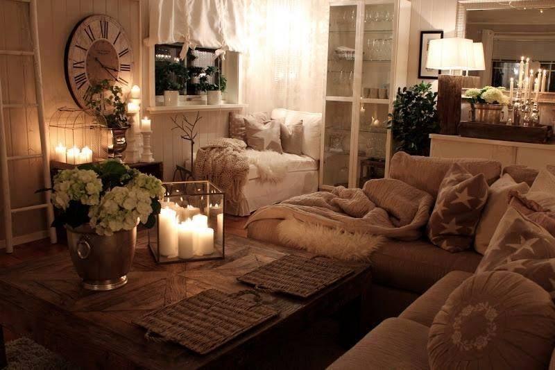 8 razones para redecorar el salón en invierno