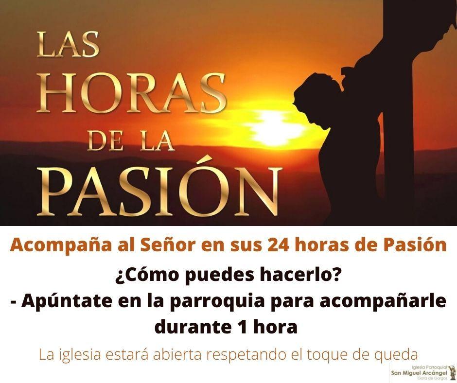 Picture La Pasión de Jesús