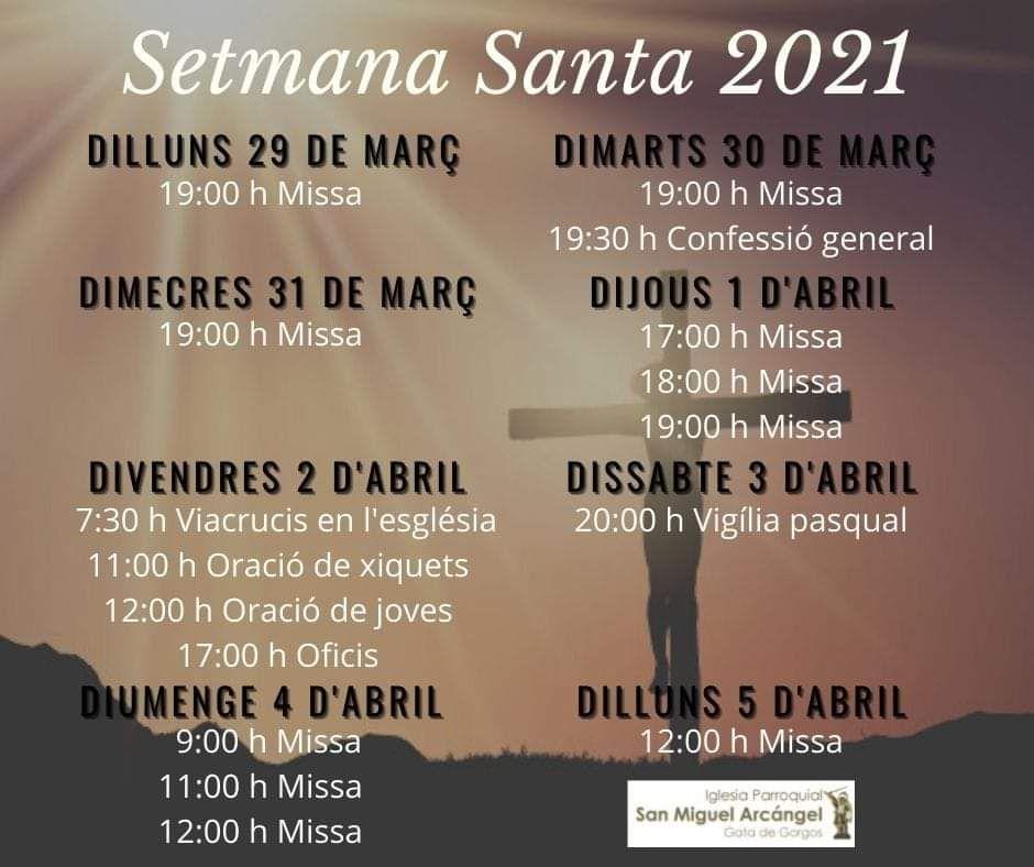 Picture Semana Santa 2021