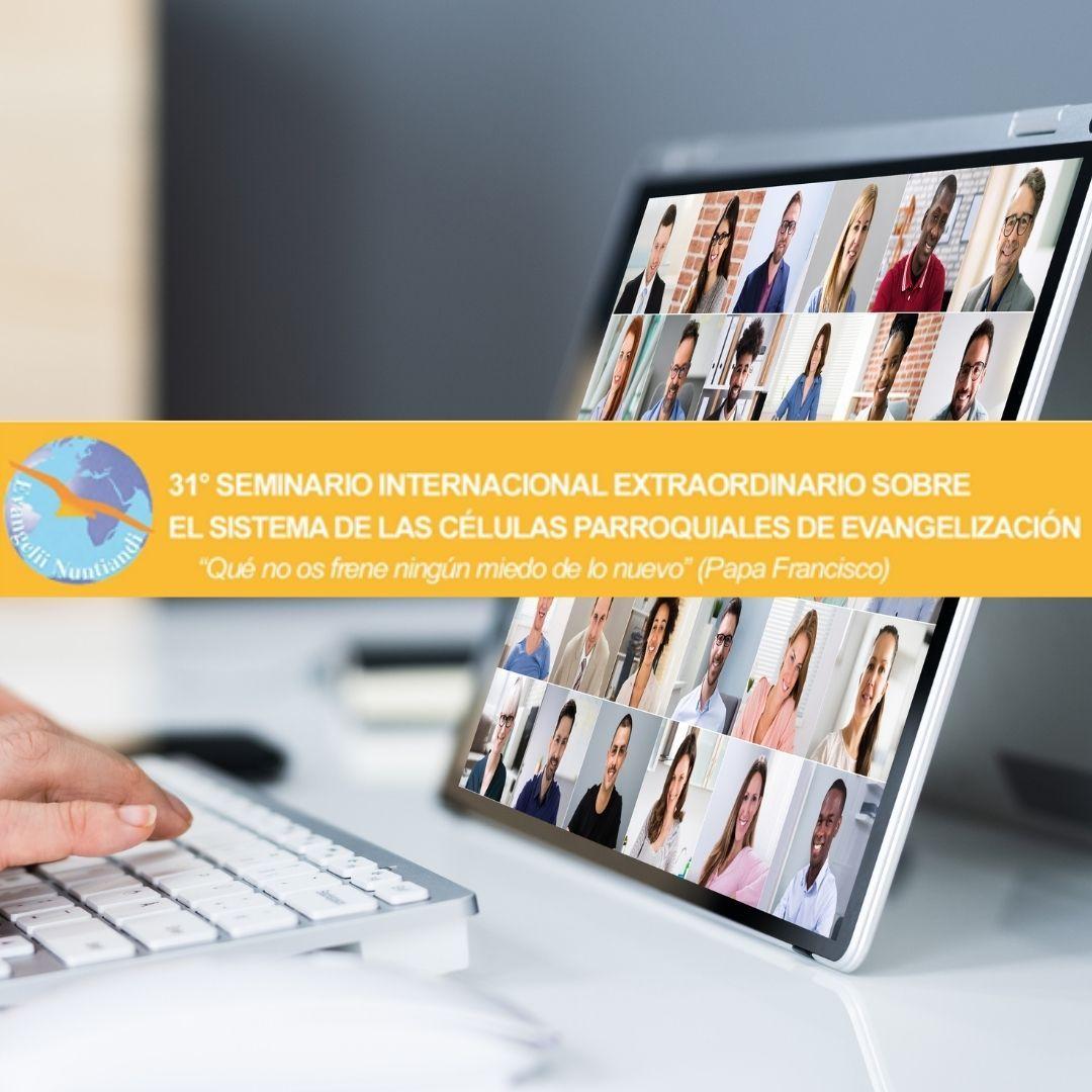 Participa en nuestro Seminario Internacional