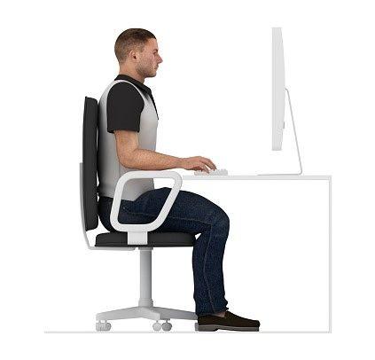 ¿Conoces los beneficios de utilizar una silla ergonómica para trabajar?