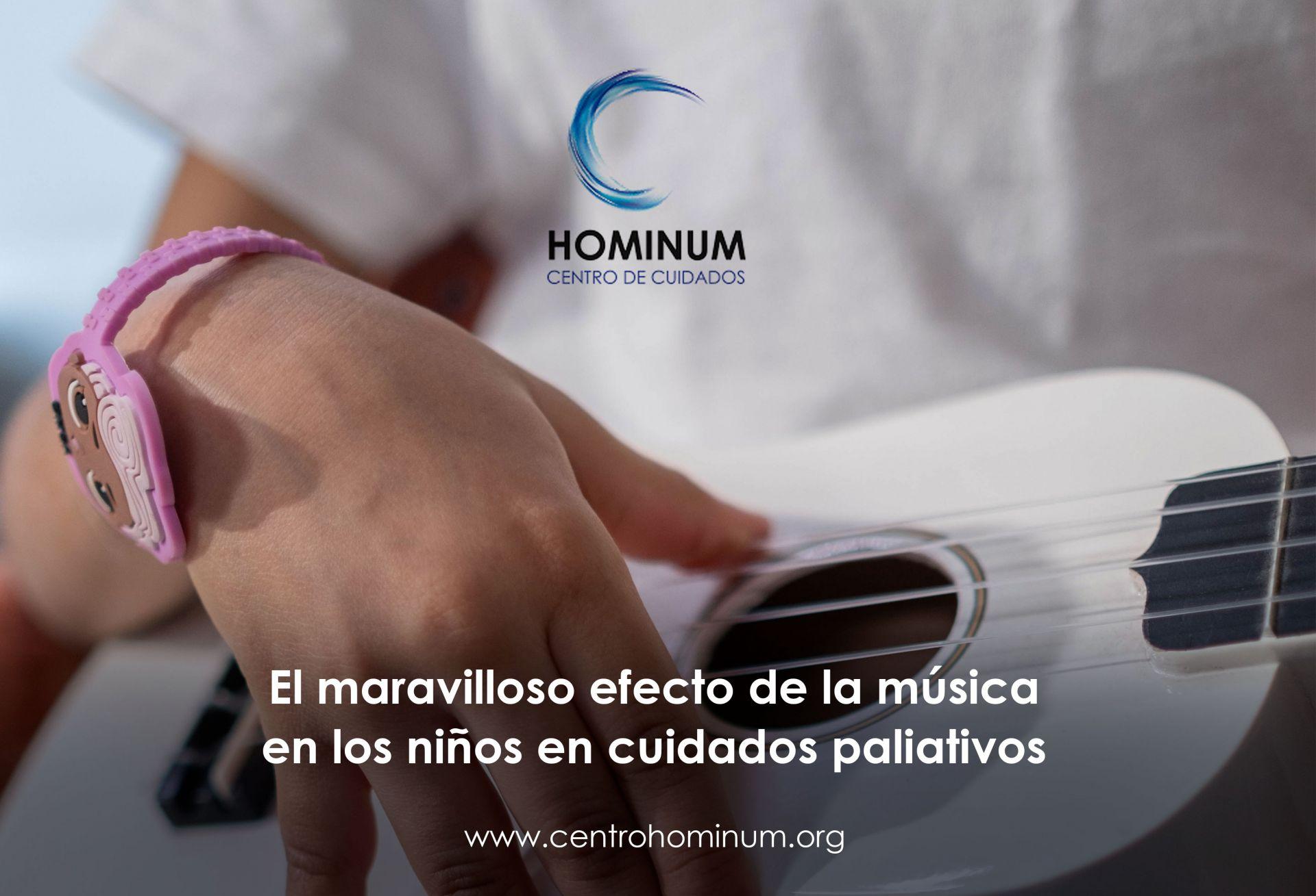 El maravilloso efecto de la música en los niños en cuidados paliativos