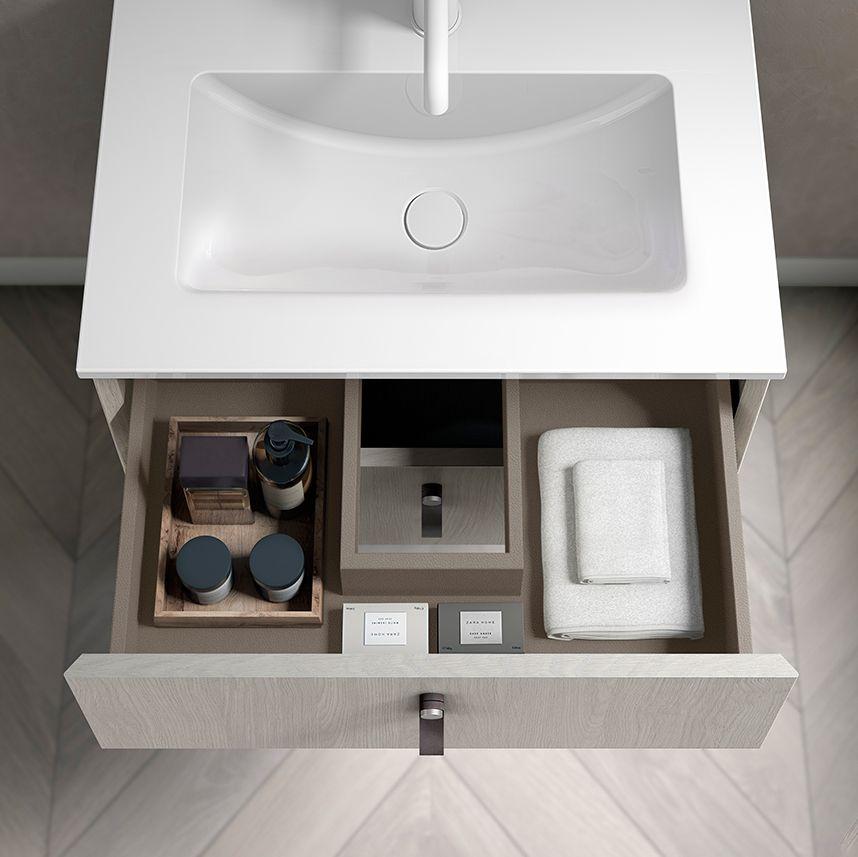 Las mejores ideas para aprovechar un baño pequeño
