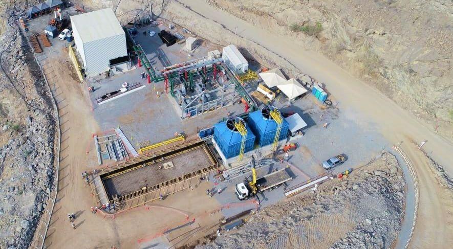 WEG suministra solución de proyecto de refrigeración para mina subterránea