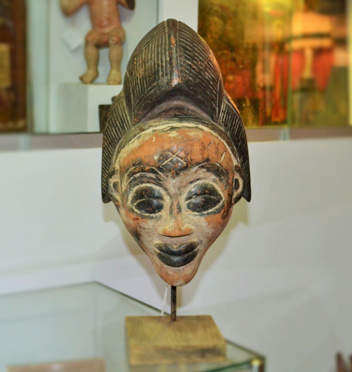 Máscaras de Gabón