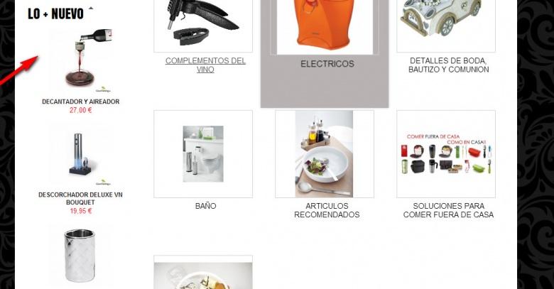 Foto Nuevas novedades en las tiendas online de hadbos