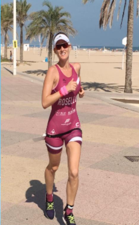 Matties Bags se convierte en patrocinador de la atleta Cristina Roselló