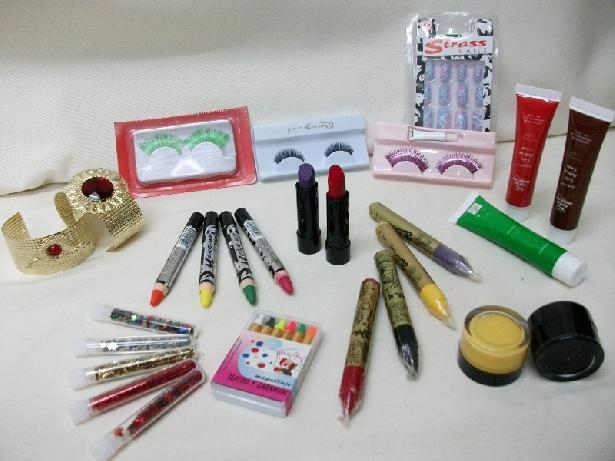 imagen maquillaje y caracterización