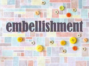 imagen 7. Embellishment