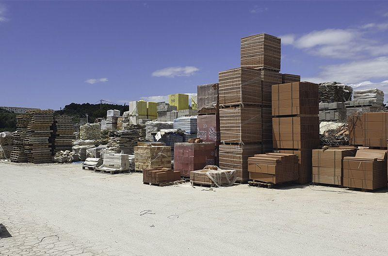 Foto de Materiales de Construccion