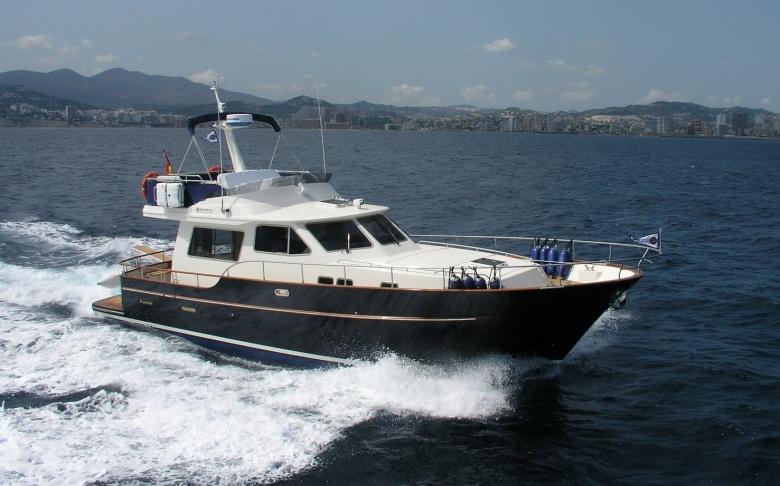 Belliure 40 Motor Yacht