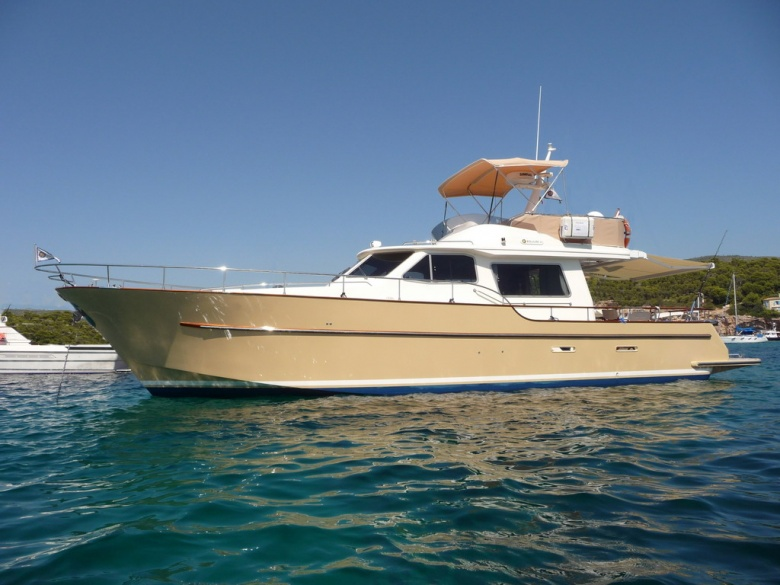 Belliure 44 Motor Yacht