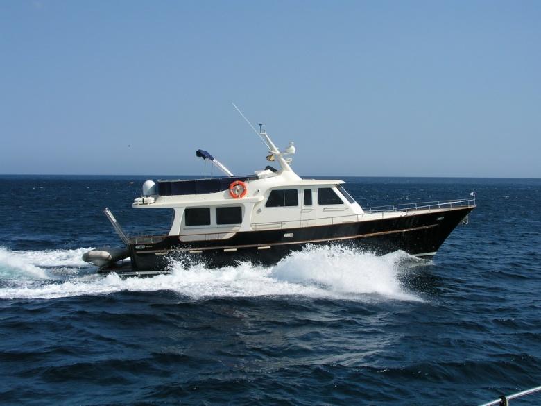 Belliure 48 Motor yacht