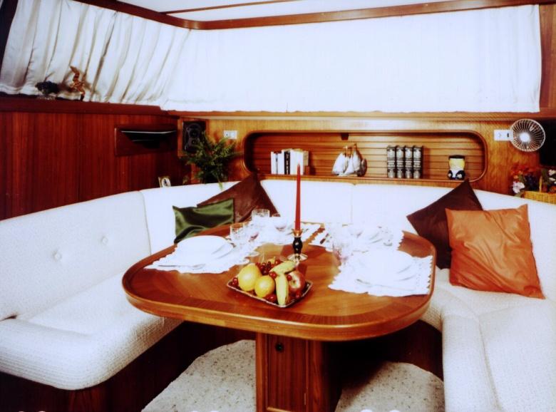 B50SY Clásico - Salon principal